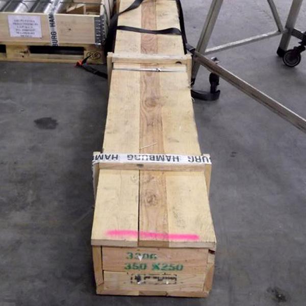 Emballage maritime