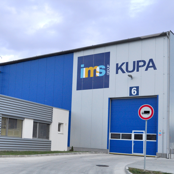 2005 - IMS KUPA Inc., Slovaquie