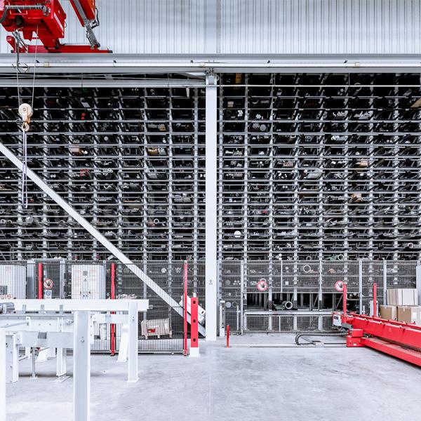 Entrepôt STAPPERT stock